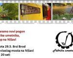 Фабрика уметника отвара Камп на Нишави у Брзом Броду