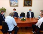 Сусрет руководства општине Палилула са деканима три факултета