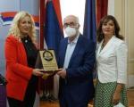 Бати Ковачу, Нишлији по детињству  уручена Награда за животно дело