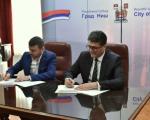Niš i Ćuprija zajedno u projektu unapređenja i transparentnosti imovine i javne administracije