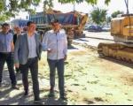 """Bulatović i Boske obišli radove na izgradnji nove fabrike """"Leoni"""": Završetak do 1. septembra"""