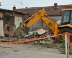 Почело рушење објеката због изградње важне саобраћајнице у Лесковцу