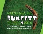 """Такмичење у бацању бумеранга """"БУМФест"""", 13. маја у Нишу"""