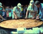 Burek sa čvarcima težak 150 kilograma