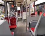 Vanredna linija gradskog autobusa za Zadušnice