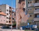 Муралима подсећају на прослављене Нишлије - нови мурал са ликом боксера Челика