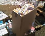 Ухапшене Нишлије због крађе и препродаје 190 хиљада паклица цигарета
