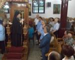 Свечана литургија и градска литија у част Свете Петке Ставросу