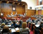 Skupština Srbije danas o zajmu zbog poplava i o digitalnom signalu