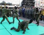 Припадници Копнене војске приказали вештине и део наоружања