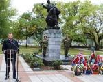 U Prokuplju svečeno obeležen 9. oktobar Dan oslobođenja grada u Drugom svetskom ratu