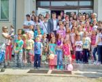 Градоначелник Булатовић обишао прваке