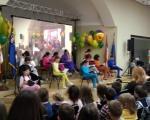 Ko kaže da deca ne vole knjige: Deca i pesnici na Medijana festivalu dečijeg stvaralaštva i stvaralaštva za decu