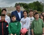 Деца са Косова и Метохије на Уметничкој колонији у Нишу