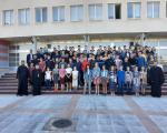 Хор ученика Знамеске гимназије из Москве посетио Епархију нишку, Ниш и његове знаменитости