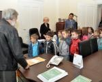 Предшколци заузели кабинет председника општине