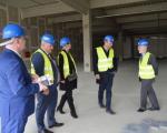 Ambasador Denis Kif obišao britanske investicije u Leskovcu