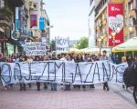 """Протести """"Против диктатуре"""" од сада у три колоне"""