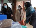 Praznična donacija ćebadi i toplih odevnih predmeta Gerontološkom centru u Nišu
