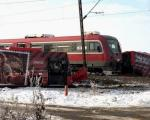 """Saslušan vozač """"autobusa smrti'': Ne mogu da objasnim kako nisam video voz"""