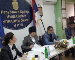 Ministar poljoprivrede u poseti Nišavskom okrugu: Uspešni razgovori i konkretna dela!