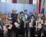 "Dodeljena priznanja ""Ekran"" televizijskim novinarima"