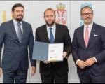 Подршка ЕУ за изградњу Експо центра у Нишу
