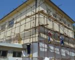 Реновира се зграда Гимназије у Лесковцу