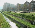 Čišćenje korita Gabrovačke reke u Nišu