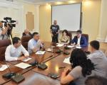 """""""Караван"""" републичких инспекцијских служби у посети граду Нишу"""