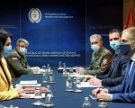 Dogradnja Vojne bolnice u Nišu i razmena imovine, tema razgovora gradonačelnice Sotirovski i ministra Stefanovića