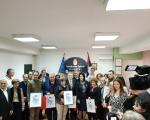 Zahvalnice Nišavskog okruga za humanost i požrtvovanje