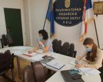 Након дуже паузе због пандемије, уз строге мере заштите одржан пријем грађана код начелнице Сотировски