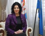 Честитка градоначелнице Ниша