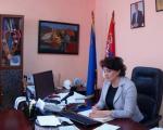 У гостима код начелнице Нишавског округа, Драгане Сотировски (ВИДЕО)