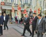 Председник Собрања: Добар прекогранични однос уз све већи број бугарских туриста у Нишу!