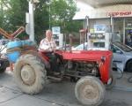 Besplatno gorivo za poljoprivrednike