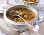 Stari recepti: Domaća juneća supa