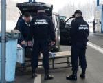 У Дитровграду и на Градини, хапшења полицајаца и цариника због мита