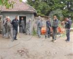 Radnici Gorice, koji spavaju na groblju, odbili pomoć gradonačelnika Perišića