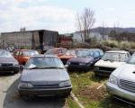 Poziv vlasnicima havarisanih vozila da ih uklone sa javnih površina