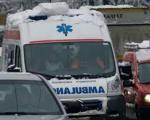 Šest osoba povređeno u saobraćajnoj nezgodi, jedna teško