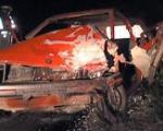 Лесковац: Двоје мртвих у саобраћајној несрећи