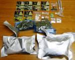 Градина: Наркотике крили у обући и пртљагу