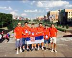 Dušan Živanović iz Niša osvojio srebro na informatičkoj olipijadi u Kazanju