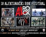 """Al Rock Fest"" 4. put u Aleksincu"