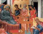 Rođenje Jovana Krstitelja - Ivanjdan