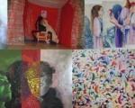 Изложба Мастер студената Сликарства - ДИПЛОМА 2017