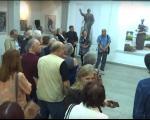 Otvorena izložba posvećena Milovanu Krstiću