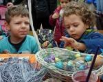U susret Uskrsu GO Medijana organizovala farbanje i podelu jaja u Parku Svetog Save